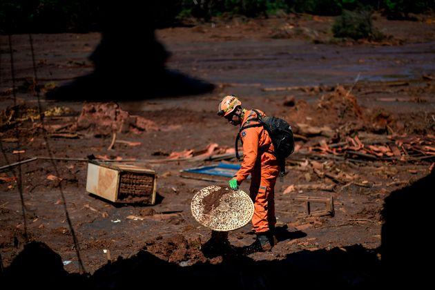 Moradores de Minas Gerais convivem com 4 barragens da Vale em nível de alerta
