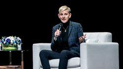 Ellen DeGeneres agressée sexuellement par son beau-père à
