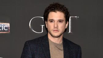 "BELFAST, NORTHERN IRELAND - APRIL 12:   Kit Harington attends the ""Game of Thrones"" Season 8 screening at the Waterfront Hall on April 12, 2019 in Belfast, Northern Ireland. (Photo by Charles McQuillan/Getty Images)"