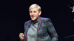Ellen DeGeneres révèle avoir été agressée sexuellement par son beau-père à