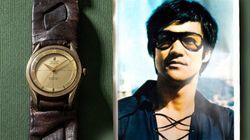 이소룡의 손목시계가 홍콩 경매에
