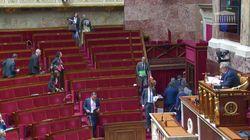 La limitation du temps de parole des députés votée... sans
