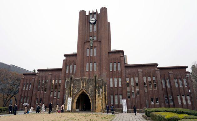 東京大学本郷キャンパスの安田講堂