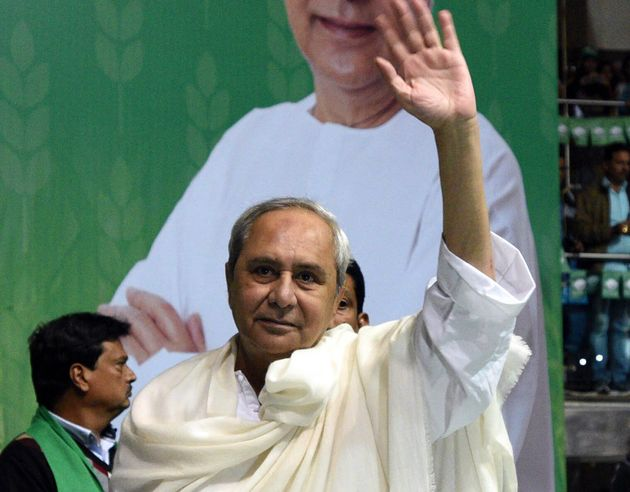 Naveen Patnaik Takes Oath As Chief Minister Of Odisha For Fifth