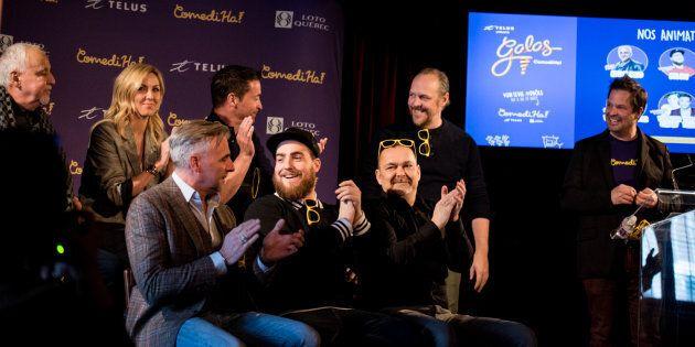 Le ComediHa! Fest s'offre Véronique Cloutier et Patrick Huard pour ses 19