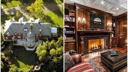 Ce majestueux palace situé au Québec pourrait être à