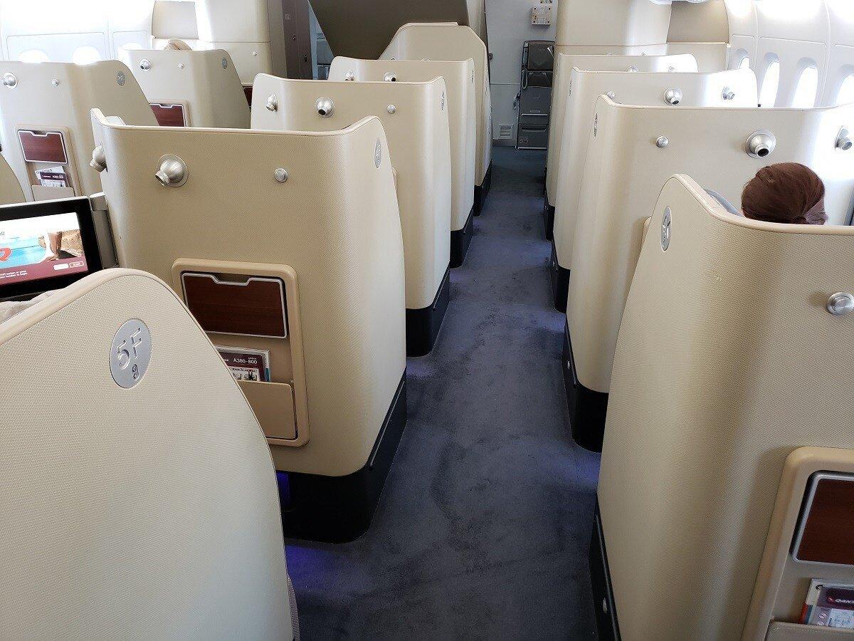 共有14個座位