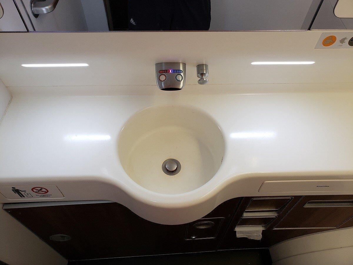 廁所的洗手台