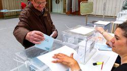 Interior admite errores en los resultados electorales provisionales que ofrece su