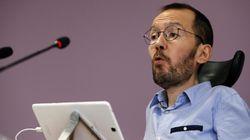 Dimite en bloque la cúpula de Podemos en Castilla-La