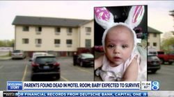 Baby Lived In Motel Room With Dead Parents For Several Days: