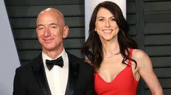 L'ex signora Amazon dona in beneficenza metà del proprio patrimonio... Una cifra da