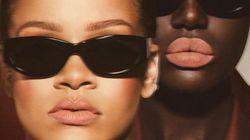Ces deux nuances de rouges à lèvres signées Rihanna conviendront à