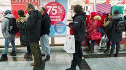 Les épiceries, centres commerciaux et pharmacies rouvrent leurs