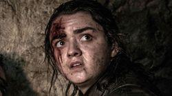 La llamativa foto de Arya Stark que te hará darte cuenta del tiempo que ha pasado desde que empezó 'Juego de