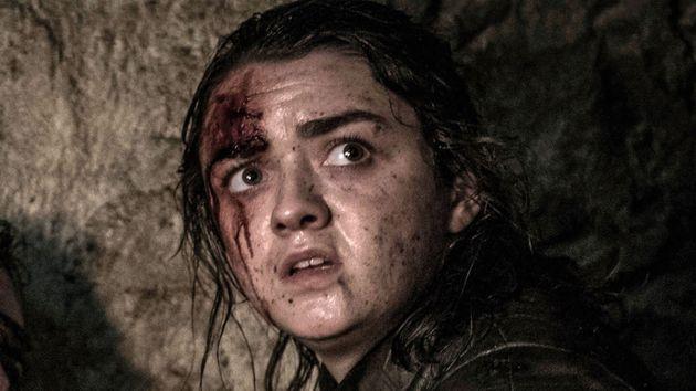 La llamativa foto de Arya Stark que te hará darte cuenta del tiempo que ha pasado desde que empezó 'Juego...