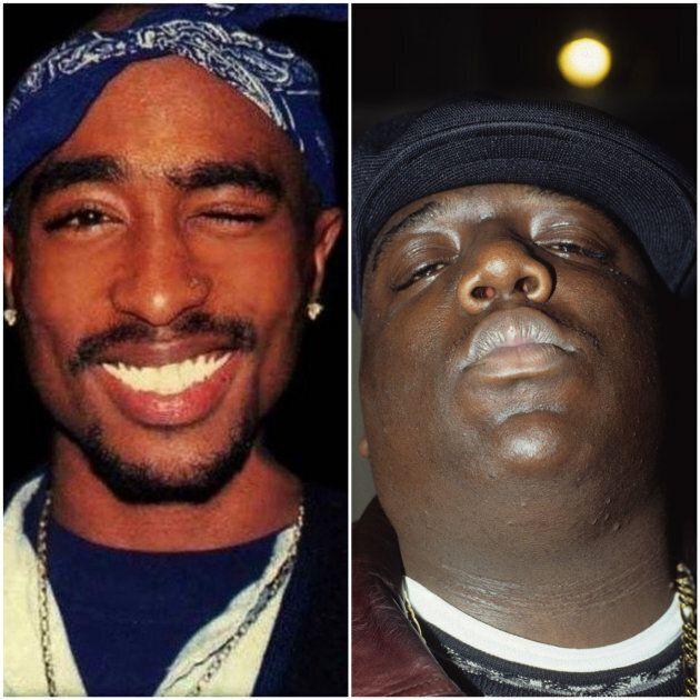 Qui a tué Tupac et B.I.G.? Une nouvelle série rouvre
