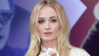 "SEOUL, SOUTH KOREA - MAY 27: Sophie Turner attends the press conference for South Korean premiere of ""X-Men: Dark Phoenix"" on May 27, 2019 in Seoul, South Korea. The film will open on June 05, in South Korea.  (Photo by Han Myung-Gu/WireImage)"