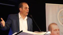Την δόξα του Τραμπ ζήλεψε ο Βελόπουλος και θέλει τείχος με ναρκοπέδιο στον