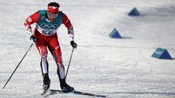 Le Canadien Alex Harvey termine quatrième à l'épreuve de 50