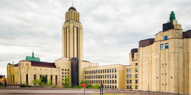 Le pavillon Roger-Gaudry de l'Université de