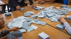 Les radiations aux élections européennes n'auront qu'un
