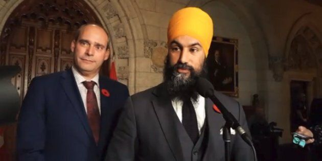 Jagmeet Singh Says He Has No Plans To Run In Upcoming Federal