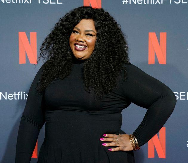 Netflix Accused Of Whitewashing By Nailed It! Host Nicole Byer