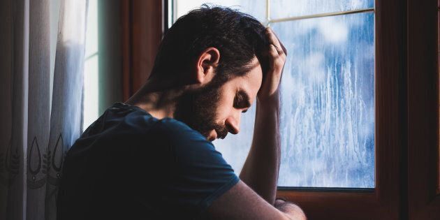 Grieving A Loved One's Suicide Can Be Emotionally Challenging For Men: New