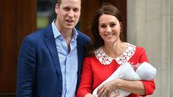 Kensington Palace Has Announced Prince Louis' Christening