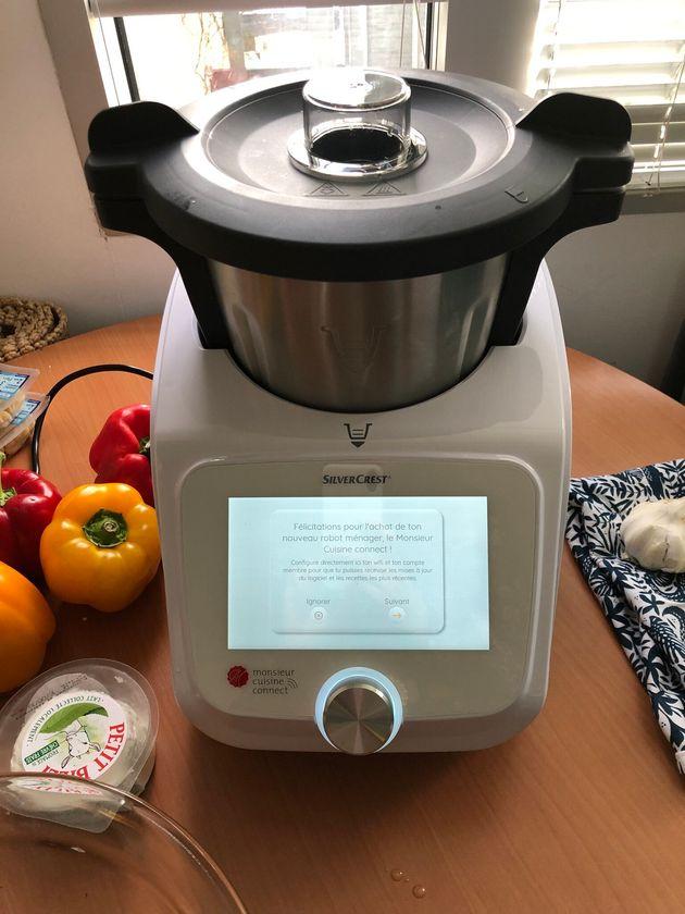 Le robot cuiseur Monsieur Cuisine Connect de Lidl peut-il concurrencer