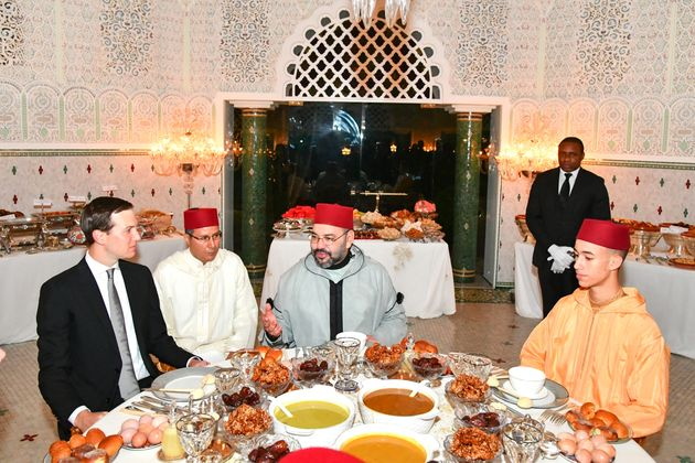 Le roi Mohammed VI reçoit Jared Kushner, en tournée au Maroc, en Jordanie et en