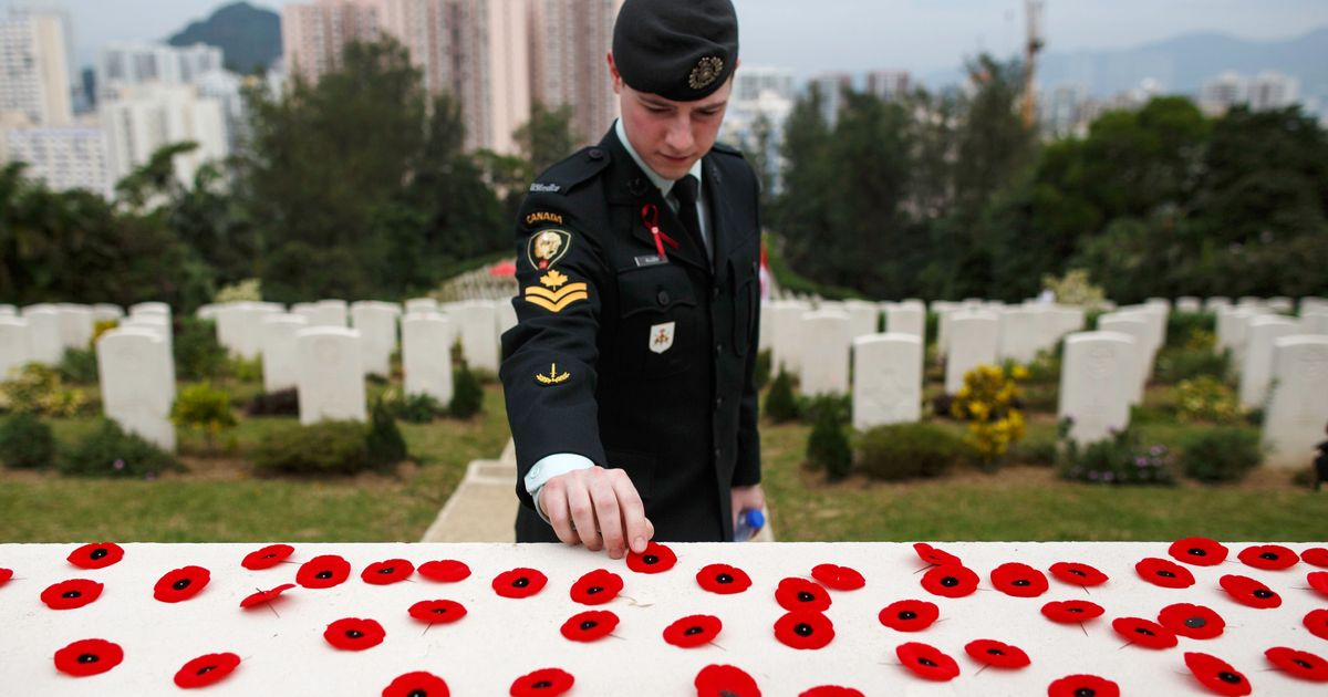 Remembrance Day: Why Do You Wear A Poppy? | HuffPost Canada