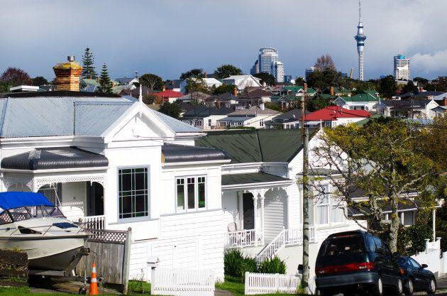 Auckland's city