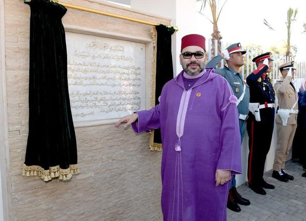 Le roi Mohammed VI inaugure un centre d'addictologie à