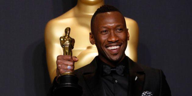 89th Academy Awards - Oscars Backstage - Hollywood, California, U.S. - 26/02/17 - Mahershala Ali