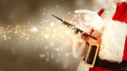 Montreal Mall Slammed For Santa Visit On Remembrance