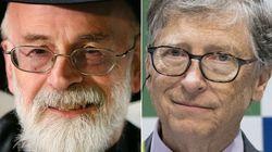 Pratchett Warns Of Online Fake News In '95 Interview, Bill Gates Shoots Him