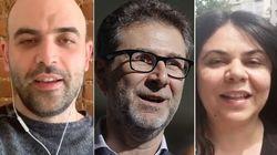 Fazio, Murgia e Saviano a sostegno della Ong Mediterranea Saving