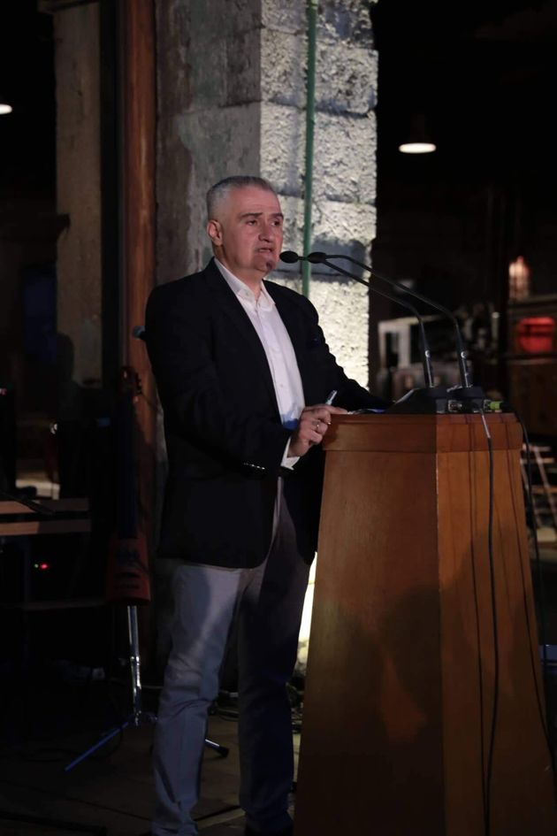 O πρόεδρος του ΟΣΕ,Γιώργος
