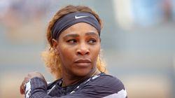 Il look di Serena Williams al Roland Garros è un inno alla forza delle