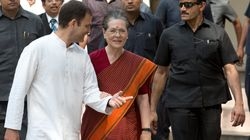 Rahul, Sonia Gandhi To Attend Modi's Swearing-In Ceremony