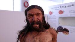 Neanderthal si estinse per un cambiamento del campo magnetico terrestre e per i raggi