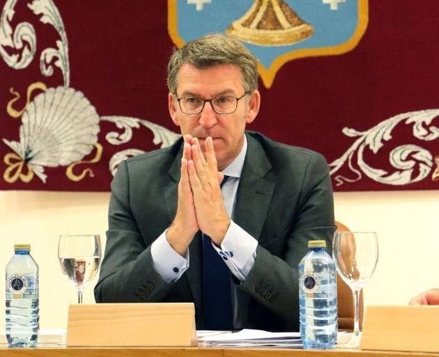 Núñez Feijóo defiende que el PP se apoye en Vox pero sin dejarles entrar en los