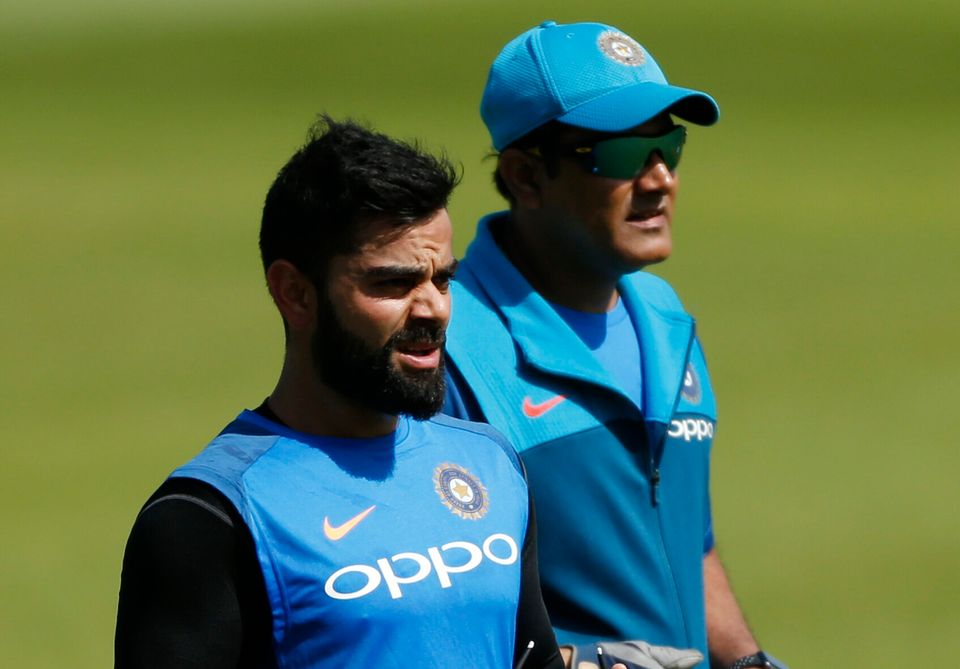 Before the 2017 Champions Trophy, though, it was Kohli's estrangement with coach Anil Kumble that had...