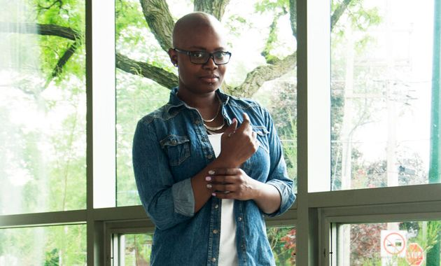 Stéphanie Alexandra Joseph a gagné sa bataille contre la cancer du sein, non sans avoir...