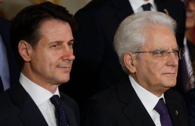 Giuseppe Conte vede Salvini e Di Maio. Poi va al Quirinale da