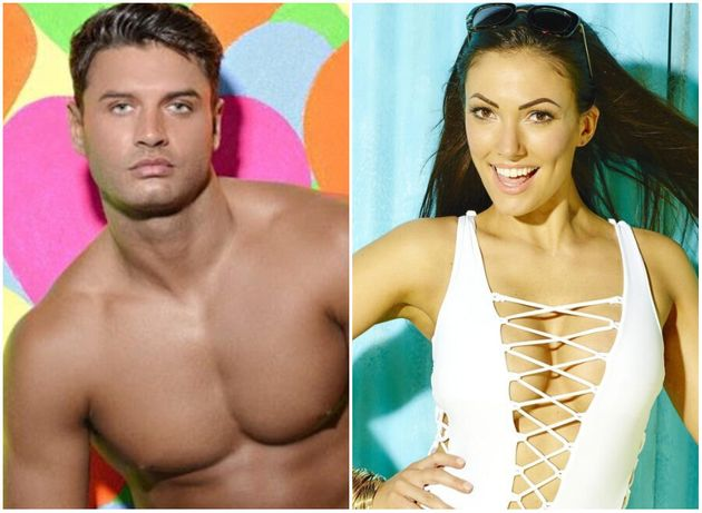 Mike Thalassitis and Sophie