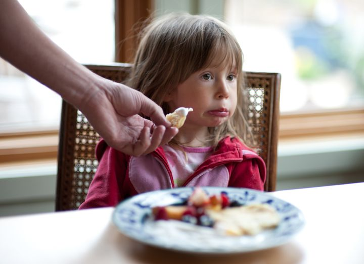 According to one study, half of parents of 2-year-olds said their kids were picky eaters.