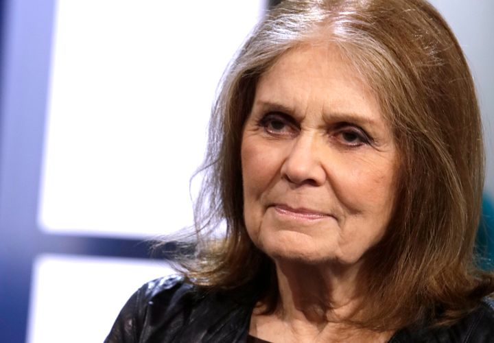 Gloria Steinem said her top four picks for the 2020 presidential election include New York City Mayor Bill de Blasio and thre